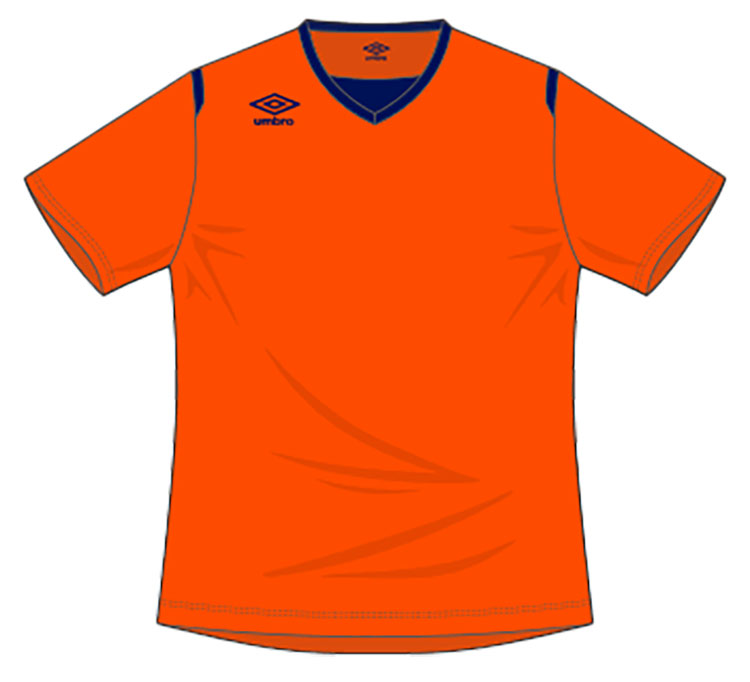 umbro 半袖 ゲームシャツ