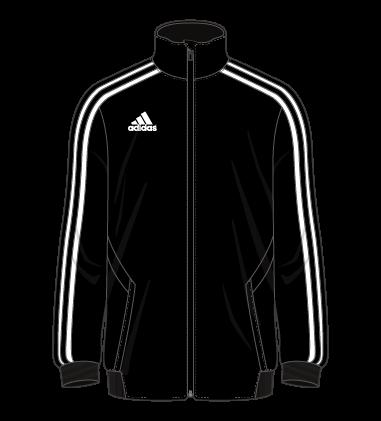 adidas TIRO19トレーニングジャケット