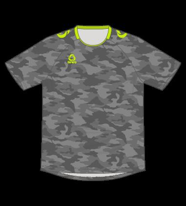 bonera 昇華ゲームシャツ STANDARD MODEL001