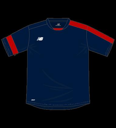 newbalance ニューバランス ゲームシャツ