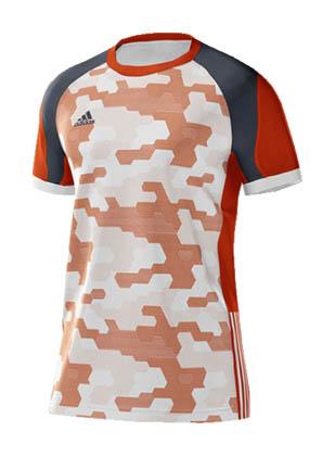 adidas アディダス ハンドボール ゲームシャツ メンズ