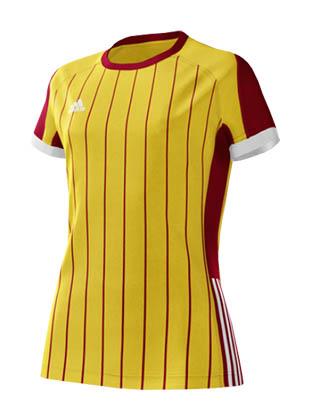adidas アディダス ハンドボール ウィメンズ ゲームシャツ