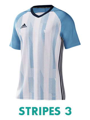stripes3 TIRO17 adidas