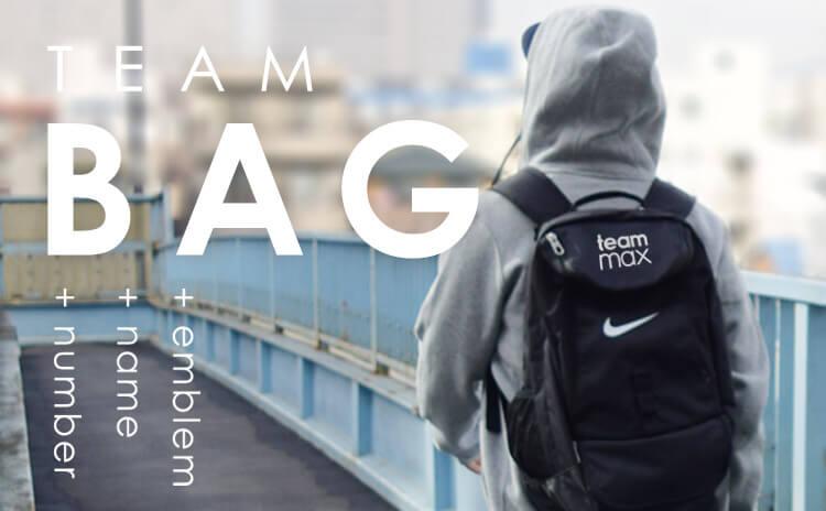 bag backpack チームバッグ バックパック