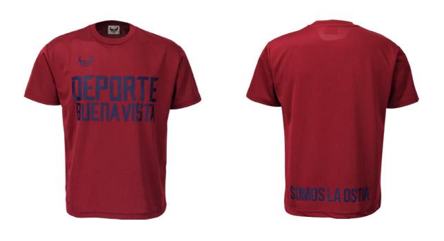 SPOT DEPORTE ドライ Tシャツ