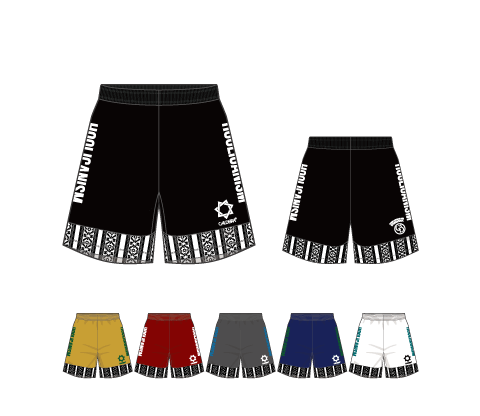 ORTEGA HOOLIGANISM GAME PANTS