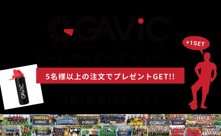 GAVIC ガビック キャンペーン