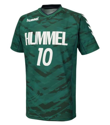 ヒュンメル 昇華 ゲームシャツ