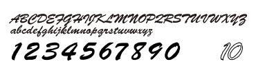 kappa フォント 6