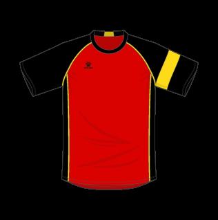 kelme ゲームシャツ KCS512