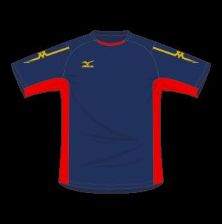 ゲームシャツ XS1143
