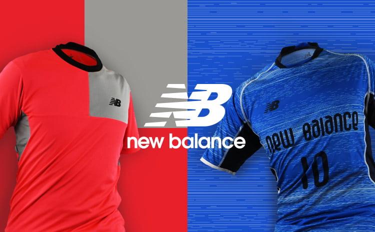 newbalance ニューバランス チーム