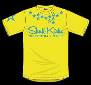 skullkicks STAR PLA SHIRTS