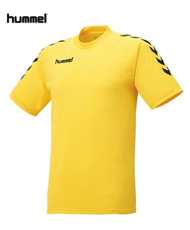 hummel プレゲームシャツ