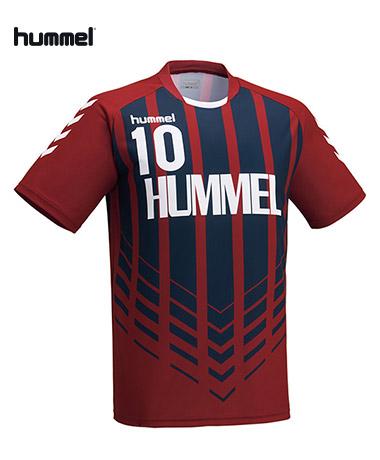 ヒュンメル hummel 昇華ゲームシャツ アドバンスモデル