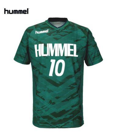ヒュンメル 昇華ゲームシャツ アドバンスモデル HAG110