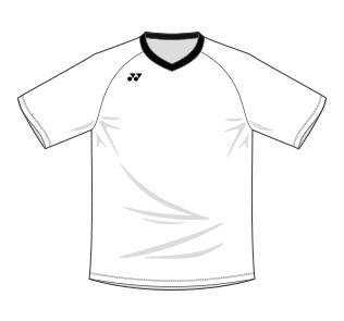 yonex UNI プラクティスTシャツ