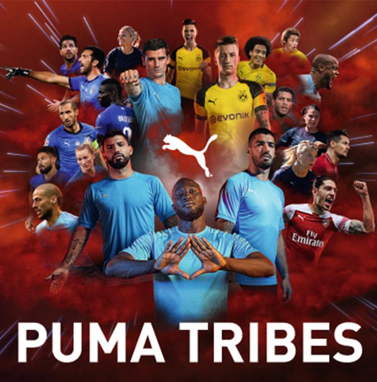 プーマ カスタムオーダー トライブスシリーズ PUMA TRIBES FOOTBALL